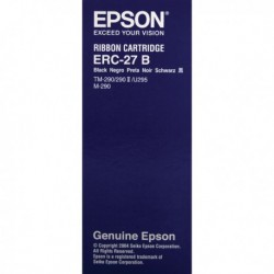 Epson ERC27 Black Fabric Ribbon