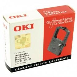 Oki Microline 182/280/320 Fabric Ribbon