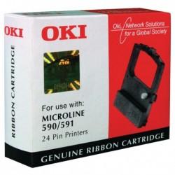 Oki Black Microline 590/591 Ribbon