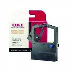 Oki Black Microline 520/521 Ribbon