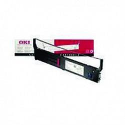 Oki Microline 4410 Black Fabric Ribbon