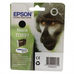 Epson T0891 Black Ink Cartridge T0891