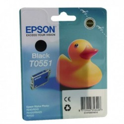 Epson T0551 Black Inkjet Cartridge