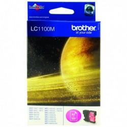 Brother Magenta LC1100M Inkjet Cartridge