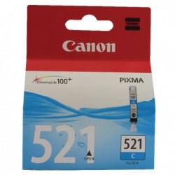 Canon CLI-521C Cyan Inkjet Cartridge