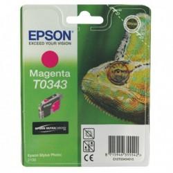 Epson T0343 Magenta Inkjet Cartridge