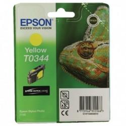 Epson T0344 Yellow Inkjet Cartridge