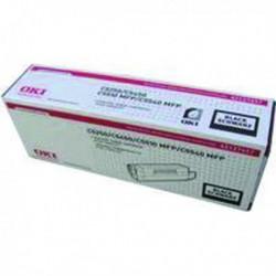Oki Black C5250 Toner H/Y Cartridge