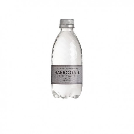 Harrogate Spklng Spring Water 330ml Pk30