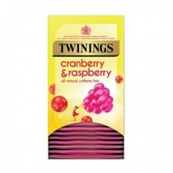 Twinings fruit Infusion Tea Bags Pk20