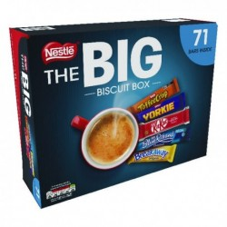 Nestle Big Biscuit Box 70 Bars