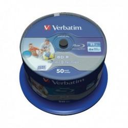 Verbatim Blu-ray BD-R 25Gb 6xPrint 43812