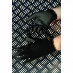 Polyco PU Coated Size9 Nylon Glove Black
