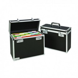 Leitz Personal Filing Case Black