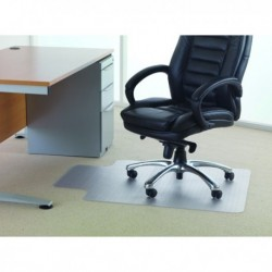 FF Floortex Pvc Carpet Chairmat 92X121