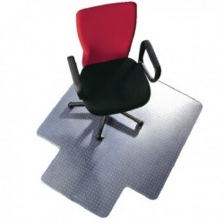Q-Connect PVC 914x1219mm Chairmat Clear