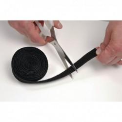 D-Line cable tidy reuse hook + loop 1.2m