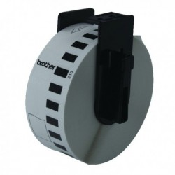 Brother Black/White Cont Paper Tape 29mm