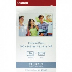 Canon KP-36IP SELPHY Ink/Paper 7737A001