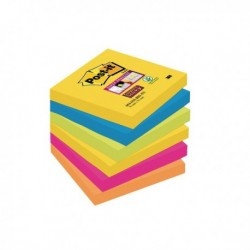 Post-it SS Notes 76x76 Rio Pk6