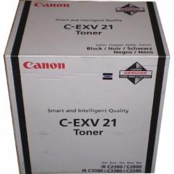 Canon C-EXV 21 Black Toner 0452B002