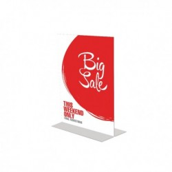 Announce Stand Up Sign Holder A6