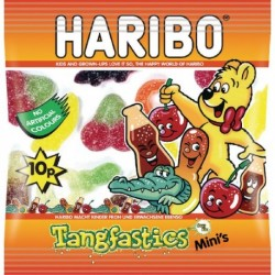 Haribo Tangfastics Small Bag Pk100 73143