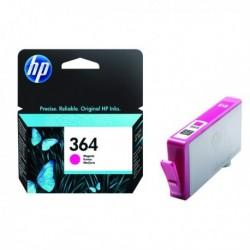 HP 364 Magenta Inkjet Cartridge CB319EE