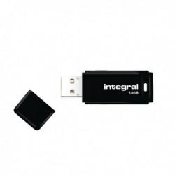 Integral Black USB 16GB Flash Drive