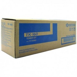 Kyocera TK-160 Black Toner 1T02LY0NLC