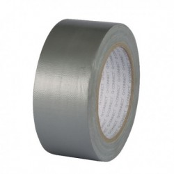 Q-Connect Silver Duct Tape 48mmx25m Roll