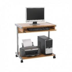 FF Serrion Beech 800 Computer Stand