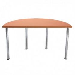 FF Serrion Semi Circ Meeting Room Table F