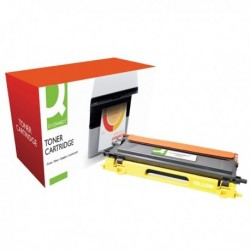 Q-Connect Brother Yellow TN135Y Toner