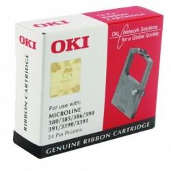 Oki Black Microline 390/391 Ribbon
