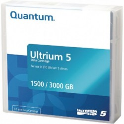 Quantm LTO-5 Ultrium Data Cart 1.5TB/3TB