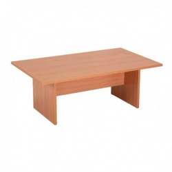 FF Serrion Beech Rect Coffee Table