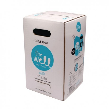 Spring Water Bag in a Box 10L Box