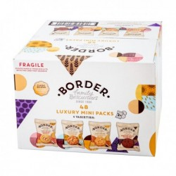 Border Biscuits Twin Packs Pk48