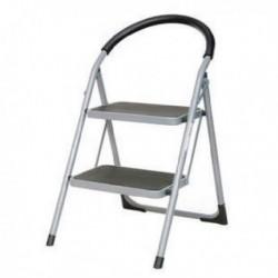 White 2 Tread Step Ladder 359293