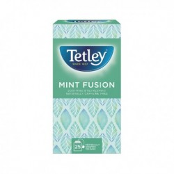 Tetley Mint Infusion Tea Bags Pk25