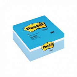 Post-it Notes Blue Cube 76x76mm 2040B