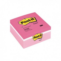 Post-it Notes Pink Cube 76x76mm 2040P
