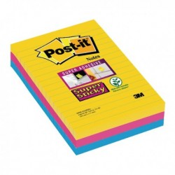 Post-it Super Sticky XXL Note Rio Colour