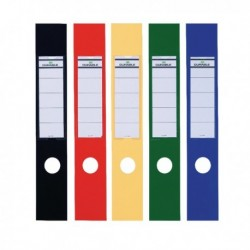 Durable Ordofix Lever Arch Spine Labels