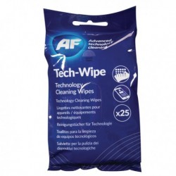 AF Mobile Technology Wipes Pk25