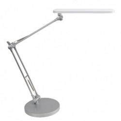 Alba White Trek LED Desk Lamp LEDTREK
