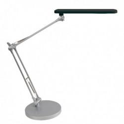 Alba Black Trek LED Desk Lamp LEDTREK