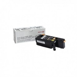 Xerox Workcentre 6027 Yellow Laser Toner