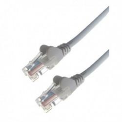 Connekt Gear Grey RJ45 Cat6 Cable 1m